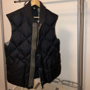 Men's Burberry Puffer Vest